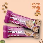 Musclife Cream & Cookie Protein Bar