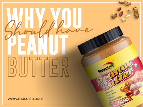 6 AMAZING Reasons Why YOU SHOULD HAVE Peanut-butter
