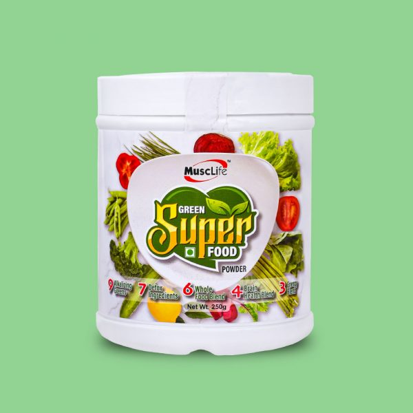 Musclife Green Superfood