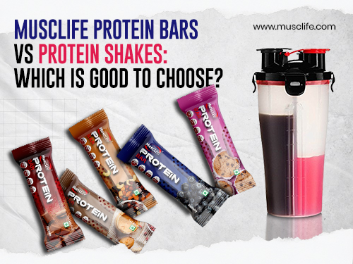 Best Protein Shakes India