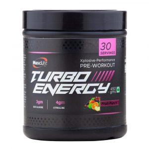 Best Pre Workout Supplement